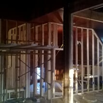 Castlemaine Construction, Inc. Wall Framing